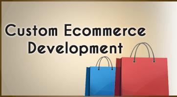 custom ecommerce developer Ranchi