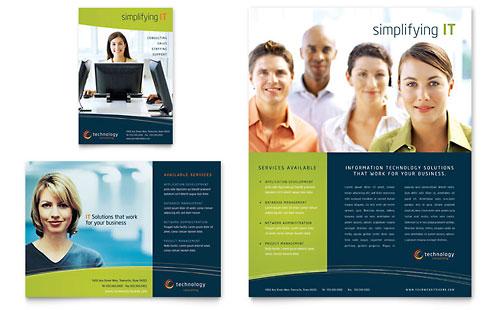 Printing Templates Designing