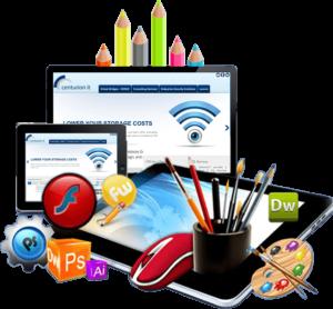 website-and-graphics-design-india