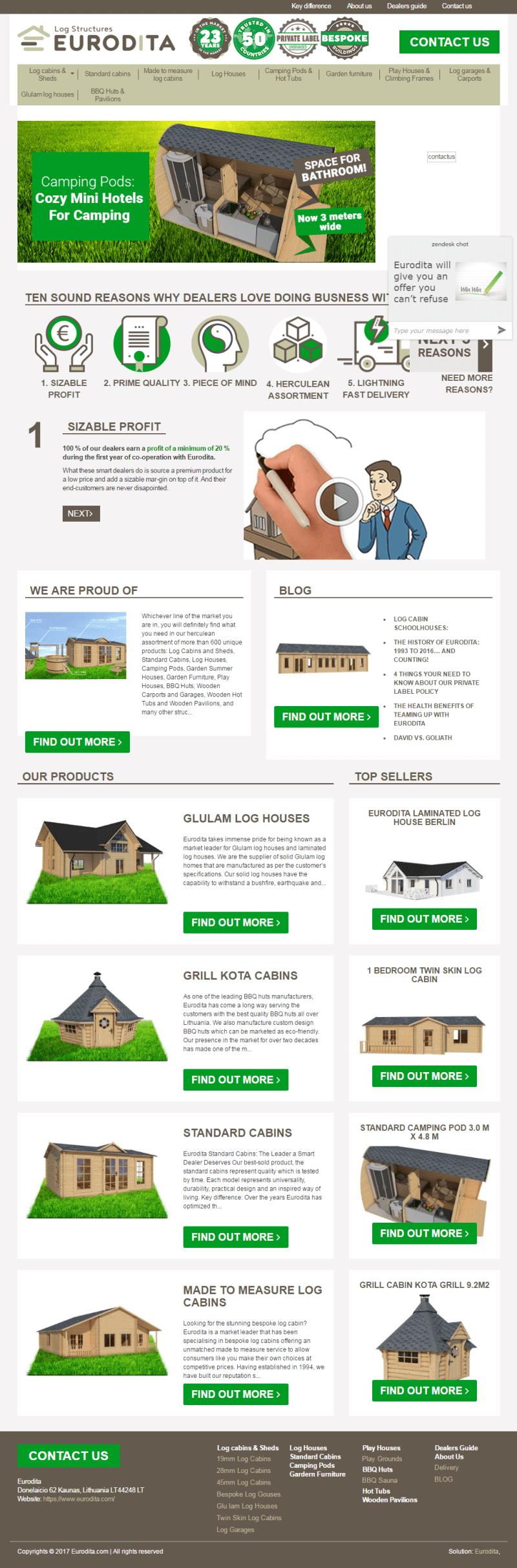 Log Homes Log Cabins Manufacturers Garden Buildings UK-min (1)