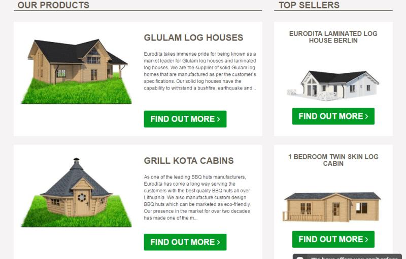 Log Homes Log Cabins Manufacturers Garden Buildings UK1-min