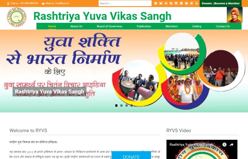 Rashtriya Yuva Vikas Sangh Ranchi Jharkhand India2-min